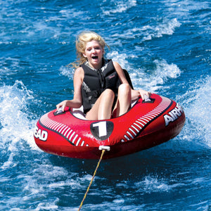 Airhead MACH 1 Inflatable Single Rider Towable Water Tube