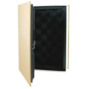 BULLDOG BOOK SAFE BROWN DIVERSION (10)