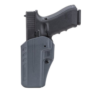 BlackHawk A.R.C. - Appendix Reversible Carry Inside the Pants Holster, Fits Glock 17/22/31, Ambidextrous, Urban Gray 417500UG
