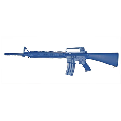 Blue Training Guns - AR15 A2 w/ Forward Rail Weapon Simulator
