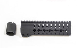 CMMG Handguard Kit, Fits AR Rifles, RKM7, Black 55DA21F