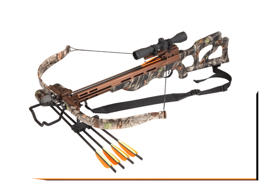 SA Sports Crusader Recurve Crossbow Package