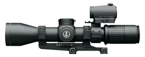 Leupold Mark 6 DAGR 3-18x44mm H-59 Reticle And Aimpoint Micro T1 Sight
