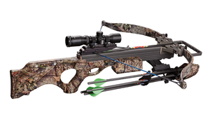 Excalibur Matrix Sapphire Crossbow package - Camo