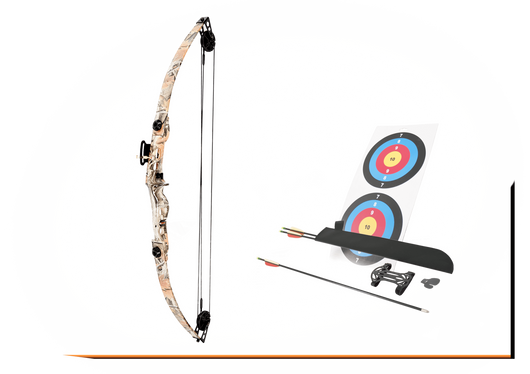SA Sports Youth Elk 25lb Compound Bow Set