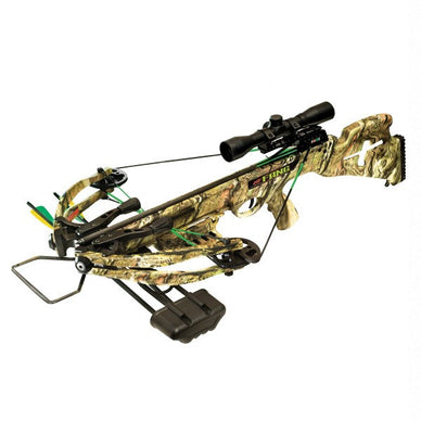 PSE Archery Fang 350 Crossbow, Mossy Oak Break-Up Infinity