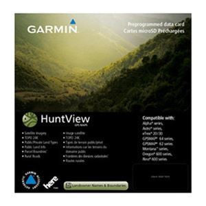 Garmin HuntView Maps - Utah