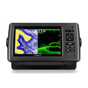 Garmin Echomap 73DV US Lake VU HD