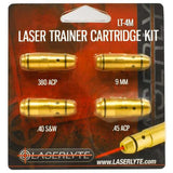 LaserLyte Trainer Pistol Cartridge Kit