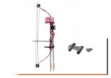 SA Sports Youth Majestic Recurve 20lb Compound Bow Set