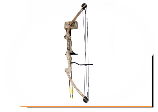 SA Sports Youth Moose 35lb Compound Bow Set