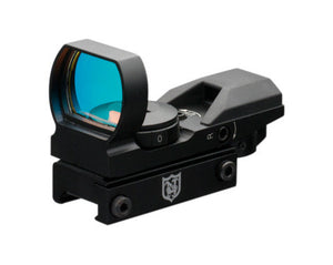 NIKKO STIRLING REFLEX SIGHT W/ 4 MULTI RETICLE DUAL COLOR