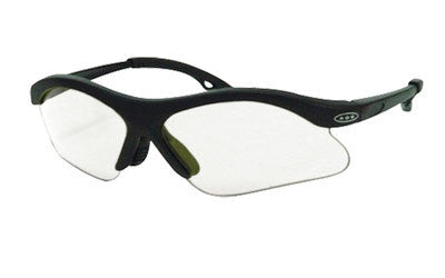 3M/Peltor Junior Glasses, Black Frame, Clear Lens 97059