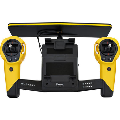 Parrot Skycontroller with Wi-Fi Range Extender for BeBop Drone -Yellow