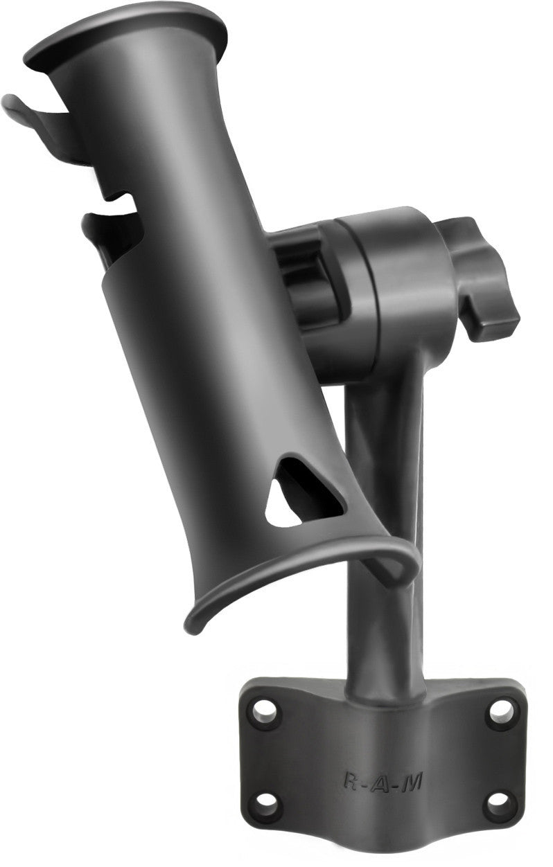 RAM Mounts RAP-390-BU Tube Jr. Fishing Rod Holder