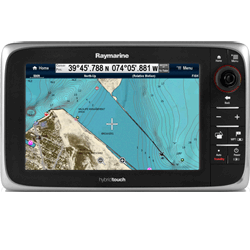 RAYMARINE e97 MFD-Sonar with C-Map US Essentials