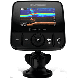 RAYMARINE Dragonfly 4 Pro with  C-Map Essentials ROW