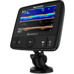 RAYMARINE Dragonfly 7 PRO Combo, C-Map Ess. ROW