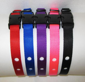 PetSafe Compatible Replacement Collar Strap - Black