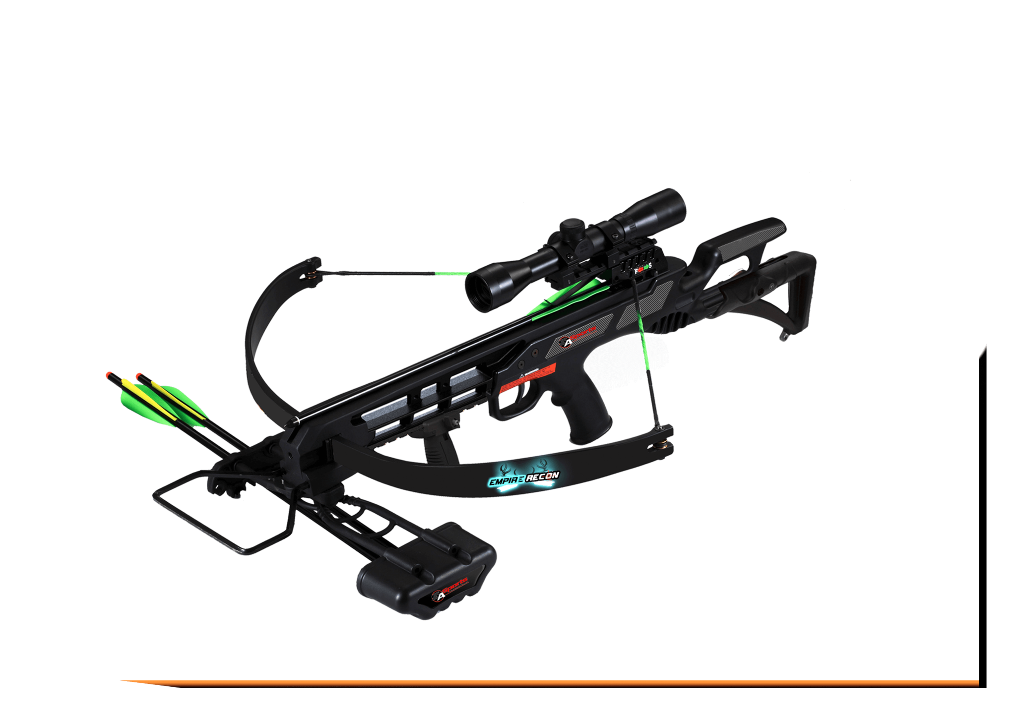 SA Sports Empire Terminator Recon Crossbow Package