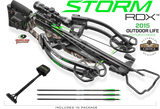 Horton Storm RDX Crossbow Package Mossy Oak Treestand with ACU Draw