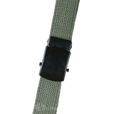 5ive Star - 44  WEB BELT W/ CLOSED-FACE BUCKLE