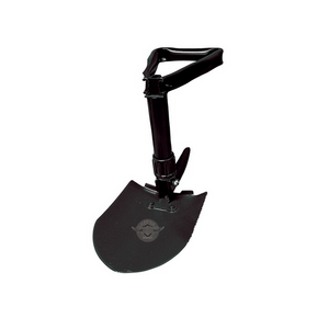 Black Gi Spec Tri-Fold Pick Shovel
