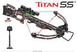 Titan SS Crossbow Skinny Package Mossy Oak Treestand