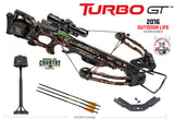 Turbo GT Crossbow Package, ACUdraw, Mossy Oak Break-Up Country