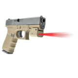 LaserLyte Center Mass Red Laser - Tan