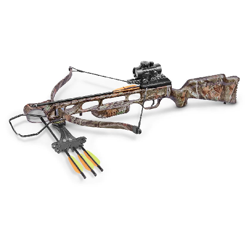 Crosman XR175 Recurve Camo Crossbow