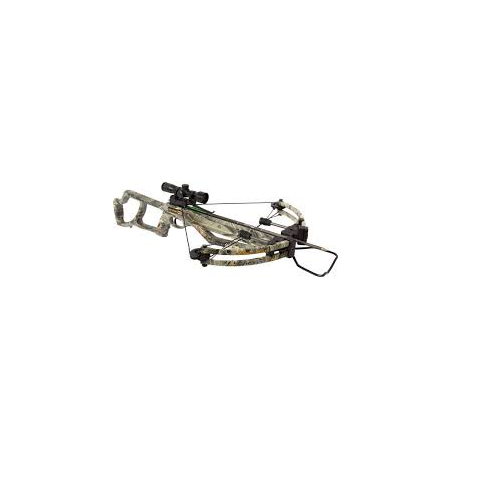Parker Bows Ambusher Crossbow Package w/ 3X Illum MR Scope