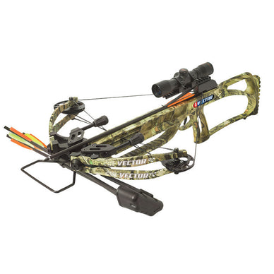 PSE Archery Vector 310 Crossbow, Mossy Oak Break-Up Infinity