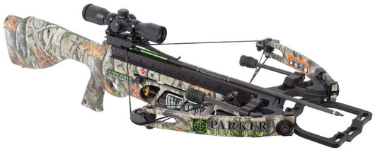 Concorde 3X MR Crossbow Package with 3x multi-reticle scope