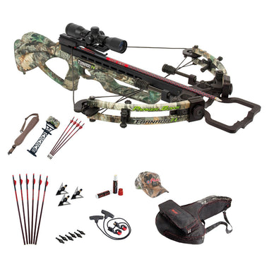 Parker Bows Tornado F4 Perfect Storm Crossbow Package