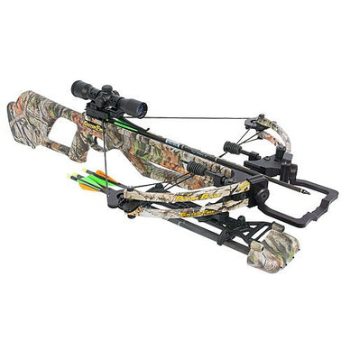 Parker Bows CenterFire Crossbow Package w/ 3X Multi-Reticle Scope