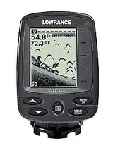 Lowrance X-4 Pro Fishfinder with 83-200 kHz TM Transducer