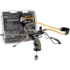 Barnett Pro Diablo II with Stabilizers and Wrist Brace