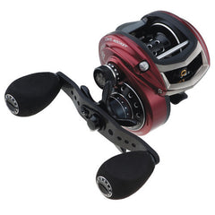 "Abu Garcia  Revo Rocket Low Profile Reel 9.0:1 Gear Ratio, 11 Bearings, 37"" Retrieve Rate, 20 lb Max Drag, Right Hand"