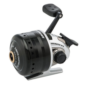 Abu Garcia Abumatic STX Spincast Reel 3.6:1 Gear Ratio, 4 Bearings, 23