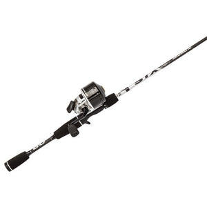 Abu Garcia Abumatic STX Combo, 3.6:1 Gear Ratio, 6' 2pc Rod, 6-12lb Line Rate, Ambidextrous