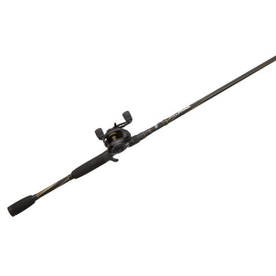 Abu Garcia Pro Max Combo, 7.1; Gear Ratio, 8 Bearings, 7' 1pc Rod, 10-20 lb Line Rate, LH