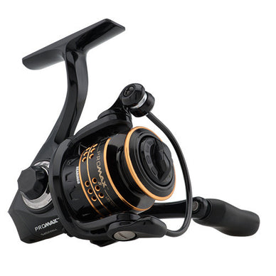 Abu Garcia Pro Max Spinning Reel 10, 5.2:1 Gear Ratio, 7 Bearings, 21