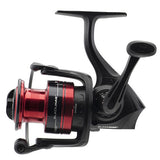 "Abu Garcia Black Max Spinning Reel 10, 5.2:1 Gear Ratio, 6 Bearings, 21"" Retrieve Rate, Ambidextrous, Clam Pack"