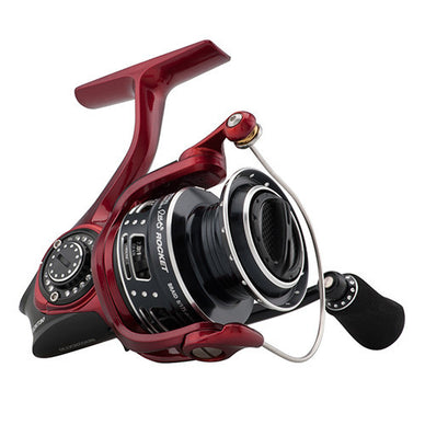 Abu Garcia Revo Rocket Spinning Reel 20, 7.0:1 Gear Ratio, 10 Bearings, 37