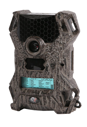 Vision 8 Lightsout Tru Bark Trail Camera