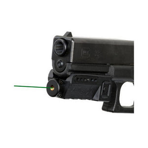 Aimshot Green Laser 5mW Compact Pistol w/Adjustable Mount
