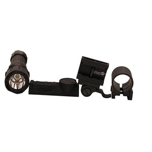 Aimshot Wireless Remote Tactical Flashlight Kit White