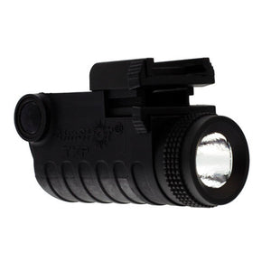Aimshot Pistol LED Light Rail Mount Rechargeable Battery