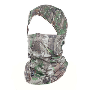 Allen Cases Balaclava Face Mask Realtree Xtra Green